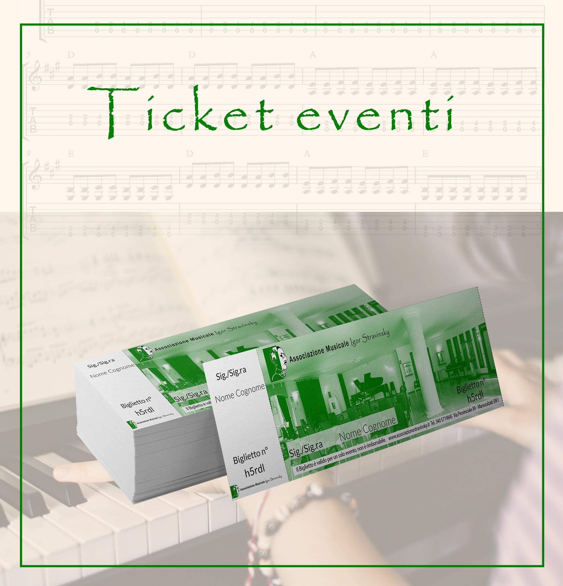 ticket eventi home
